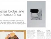 Revista Bamboo | Edição de abril | Foco na arte | Matias Brotas arte contemporânea
