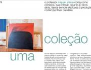 Vale a pena ler: história de colecionador na Revista Bamboo | Matias Brotas arte contemporânea