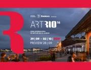 ArtRio 2016 | Programe-se | Píer Mauá | Rio de Janeiro | RJ
