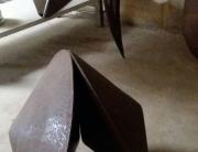 Vilar – Esculturas de aço | Centro de Artes UFES | Vitória | ES