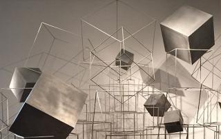 José Bechara   Transparência e Reflexo   MuBE – Museu Brasileiro da Escultura   São Paulo   Até 30 de outubro