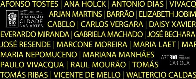 José Bechara| Ana Holck | Paulo Vivacqua | Pequenos Formatos: Dimensão e Escala | 10 de dezembro a 29 de janeiro | Coletivo Cidade Jacarandá | Barra da Tijuca | Rio de Janeiro