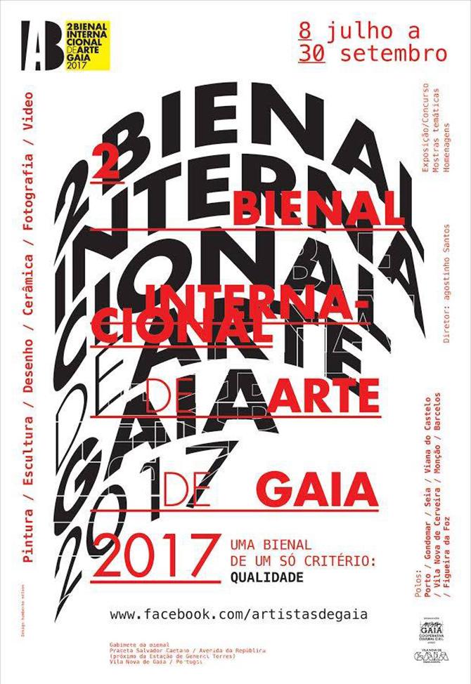 Antonio Bokel | 2ª Bienal Internacional de Arte de Gaia | Portugal | 08.07.17 a 30.09.17 | Matias Brotas arte contemporânea