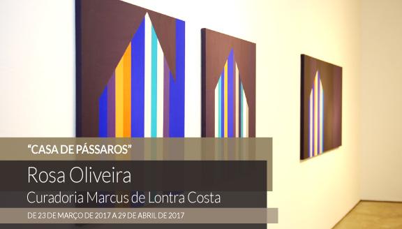 Casa de Pássaros | Rosa Oliveira