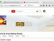 Matias Brotas arte contemporânea | Canal no Youtube
