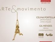 Celina Portella | Arte & Movimento | Matias Brotas arte contemporânea | Vitória | Espirito Santo| 28 de junho