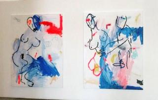 Antonio Bokel e Manfredo de Souzanetto | Pintura do Tipo Brasileira | Casa França Brasil | Rio de Janeiro | 21.11.17 a 07.01.18