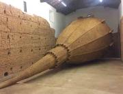 Vanderlei Lopes | Instalação 'Domo' | Capela do Morumbi | São Paulo | 11.11.17 a 15.04.18