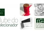 #05 edição do Clube do Colecionador MBac | Adrianna Eu, Claudia Melli e Sandro Novaes