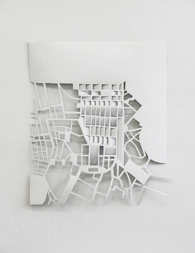 Suzana Queiroga | 'Cartography for Peace' | Galeria Sput&nik the Window | Porto – Portugal | 26.01.2019 até 16.03.2019