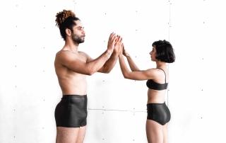 Matias Brotas recebe 'Cyber', um espetáculo de dança contemporânea