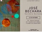 Exposição de José Bechara_Território Oscilante