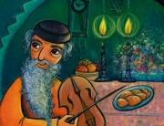 Uma das ilustrações de Babi Wrobel no livro.
