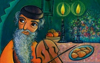 Dica de livro: 'Chagall — A invenção do artista', de Leticia Binenbojm